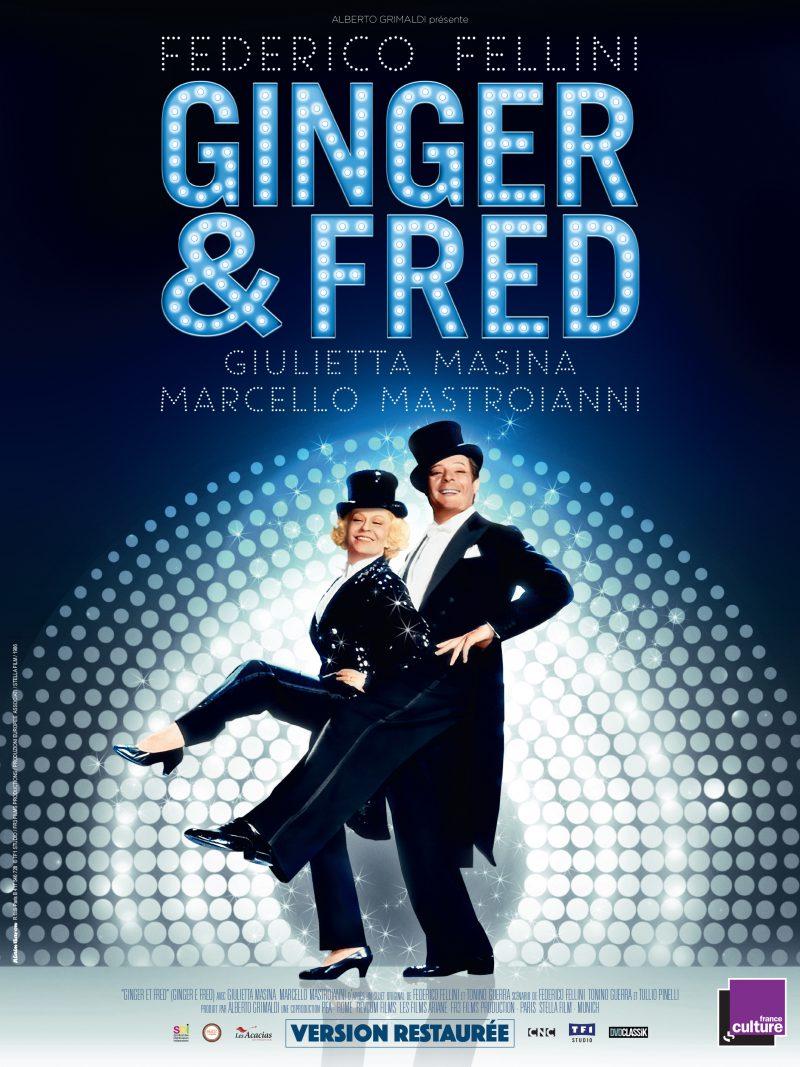 Ginger et Fred - Affiche