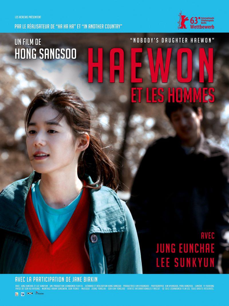 Haewon et les hommes - Affiche