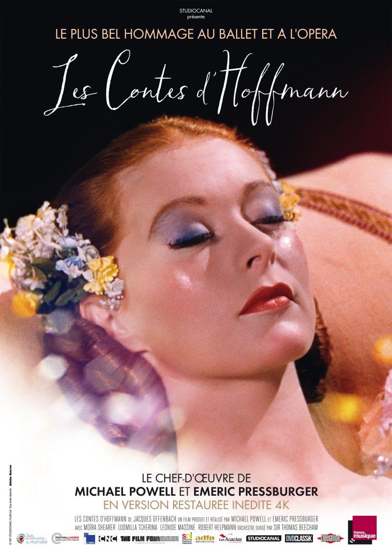 Les Contes d'Hoffmann - Affiche