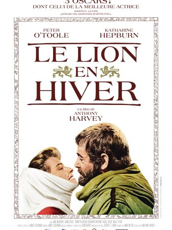 Le Lion en hiver, un film de Anthony HARVEY