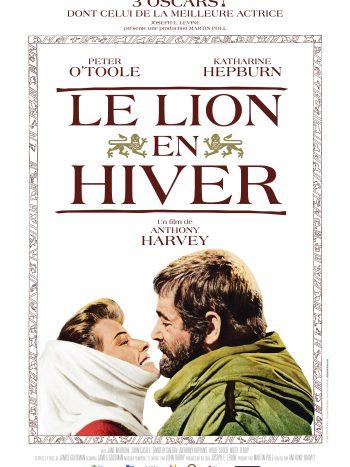 Le Lion en hiver, un film de Anthony HARVEY