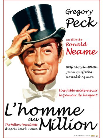 L'Homme au million, un film de Ronald NEAME