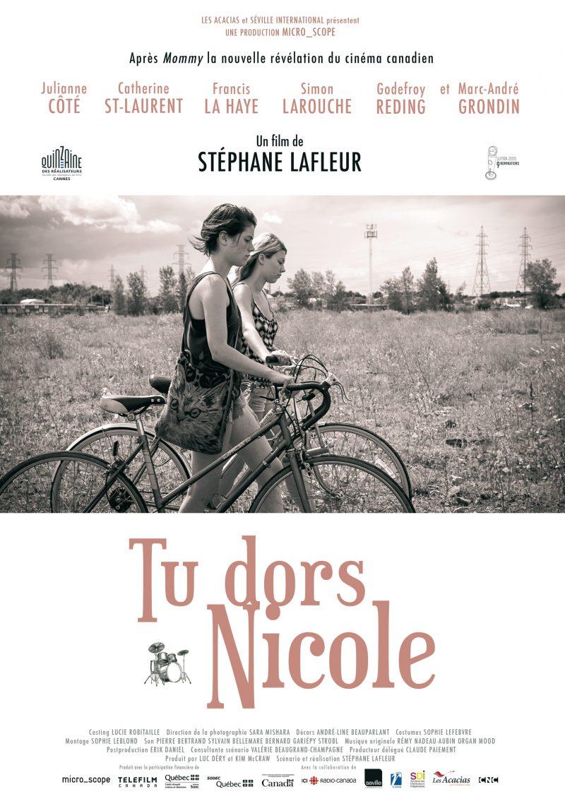 Tu dors Nicole - Affiche