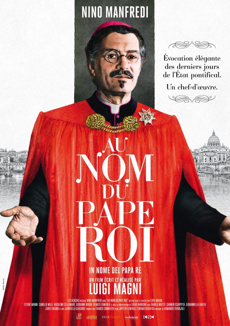 Au nom du pape roi - Affiche