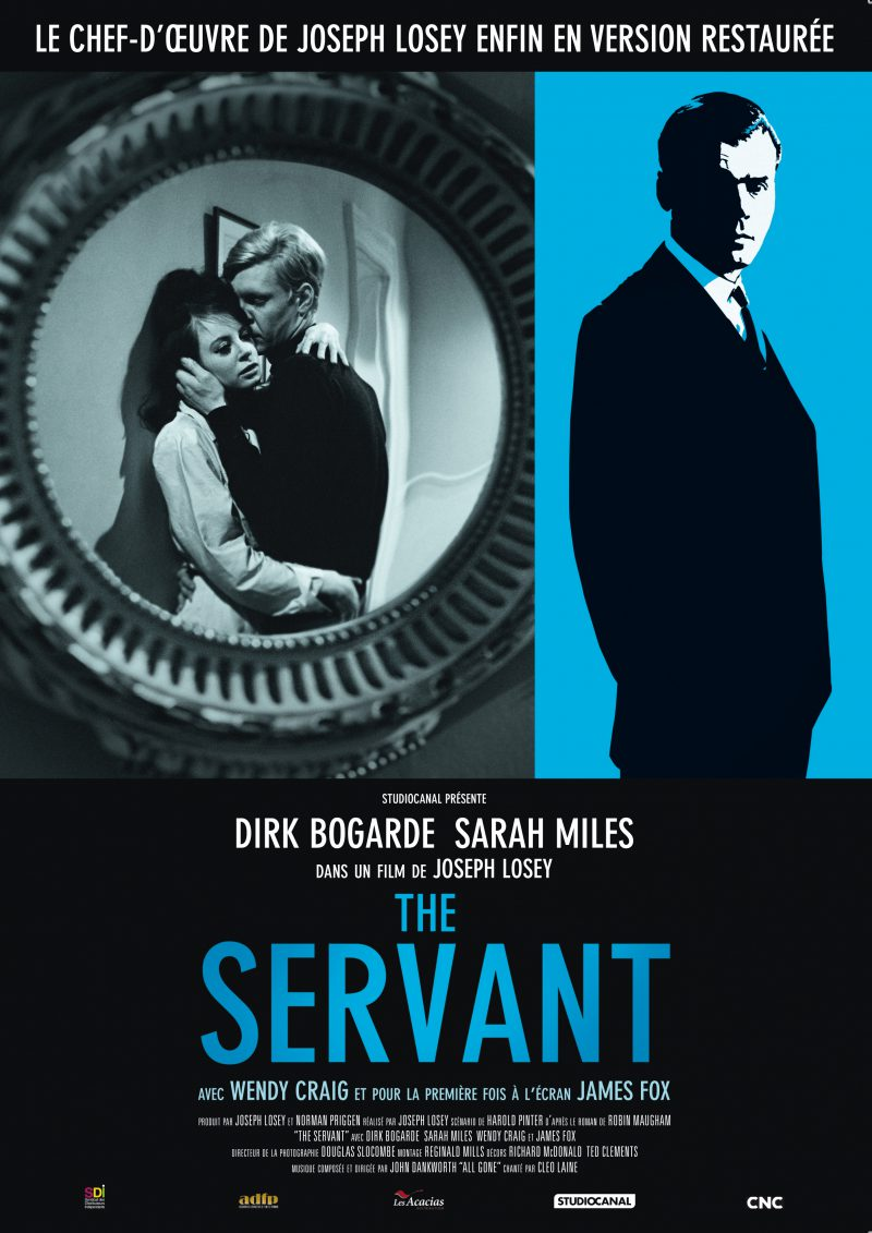 The Servant - Affiche