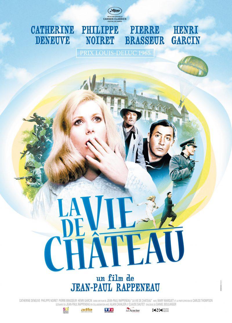 La Vie de Château - Affiche