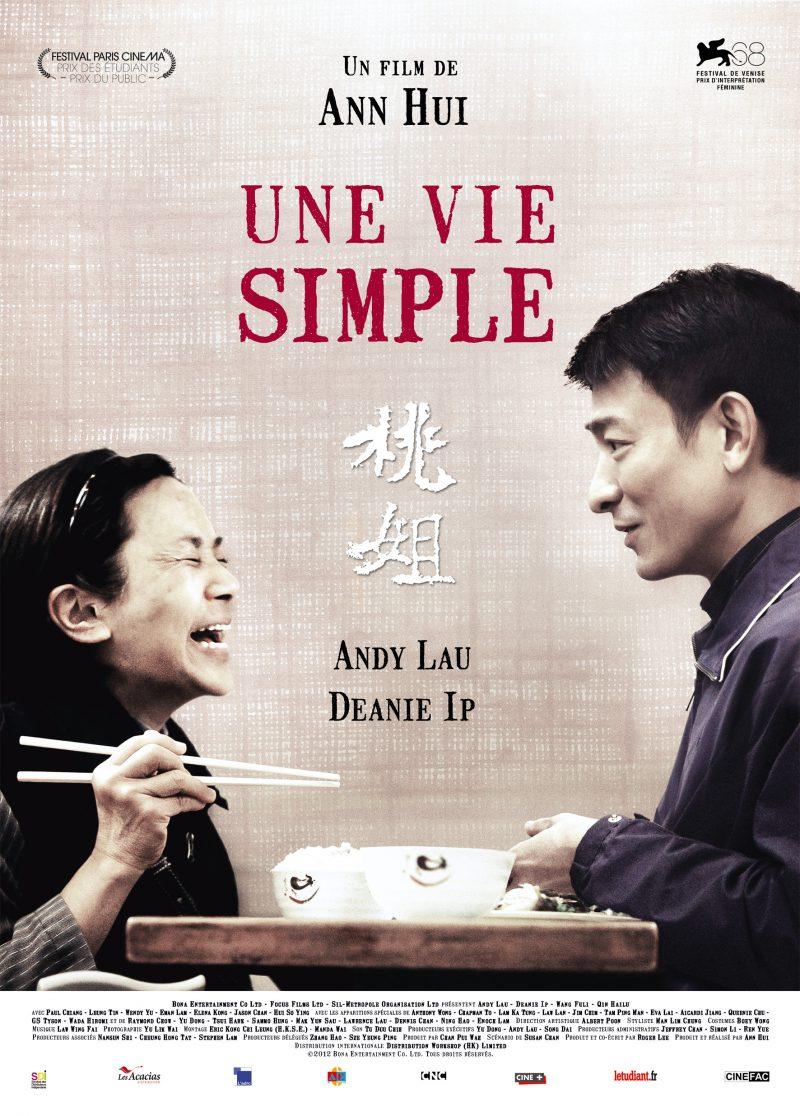 Une vie simple - Affiche