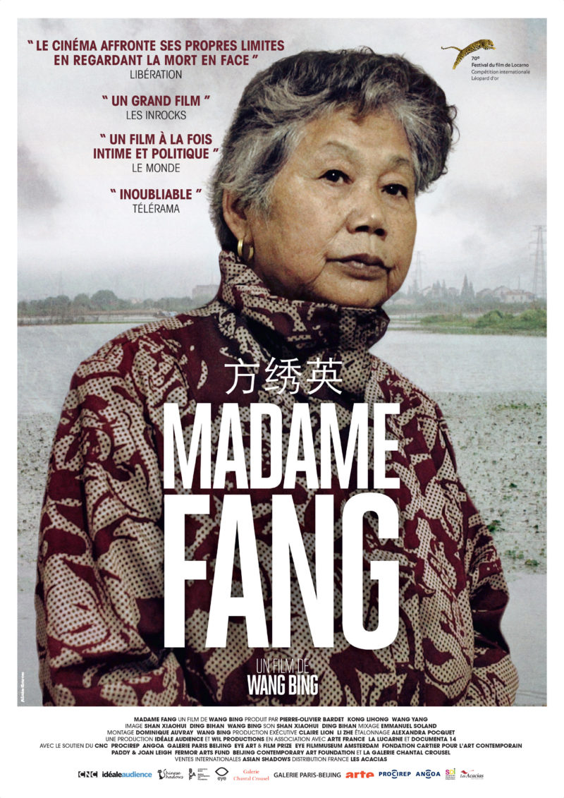 Madame Fang - Affiche