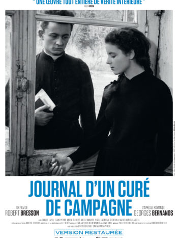 Journal d'un curé de campagne, un film de Robert Bresson
