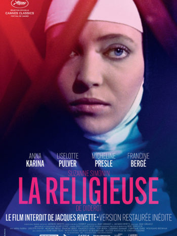 La Religieuse, un film de Jacques Rivette