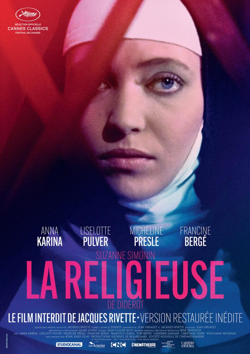 La Religieuse - Affiche