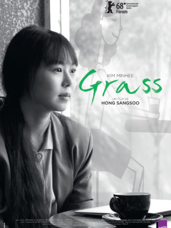 Grass, un film de Hong Sangsoo
