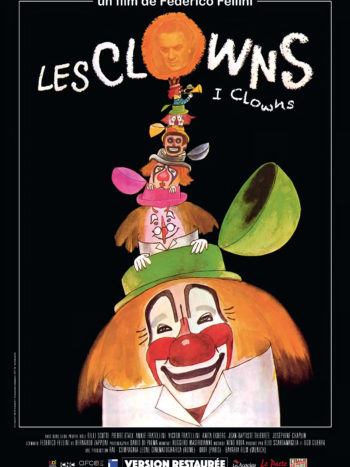Les Clowns, un film de Federico Fellini