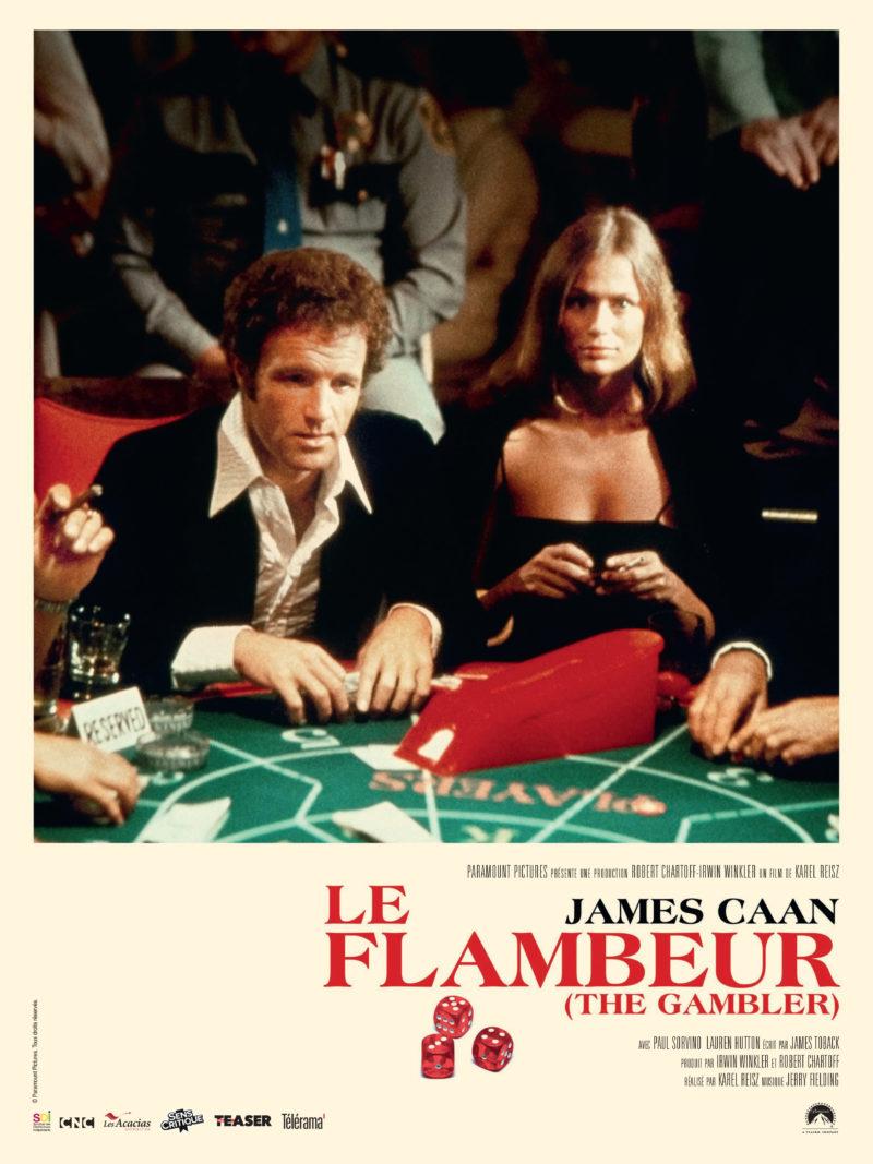 Le Flambeur - Affiche