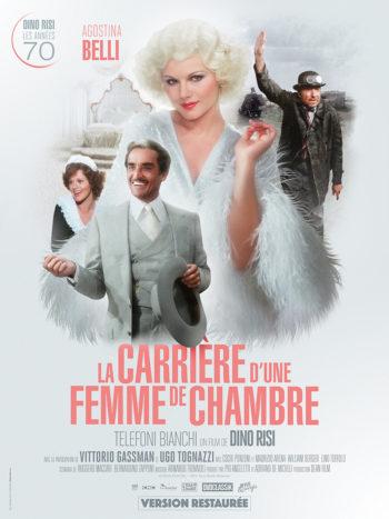 La Carrière d'une femme de chambre, un film de Dino Risi