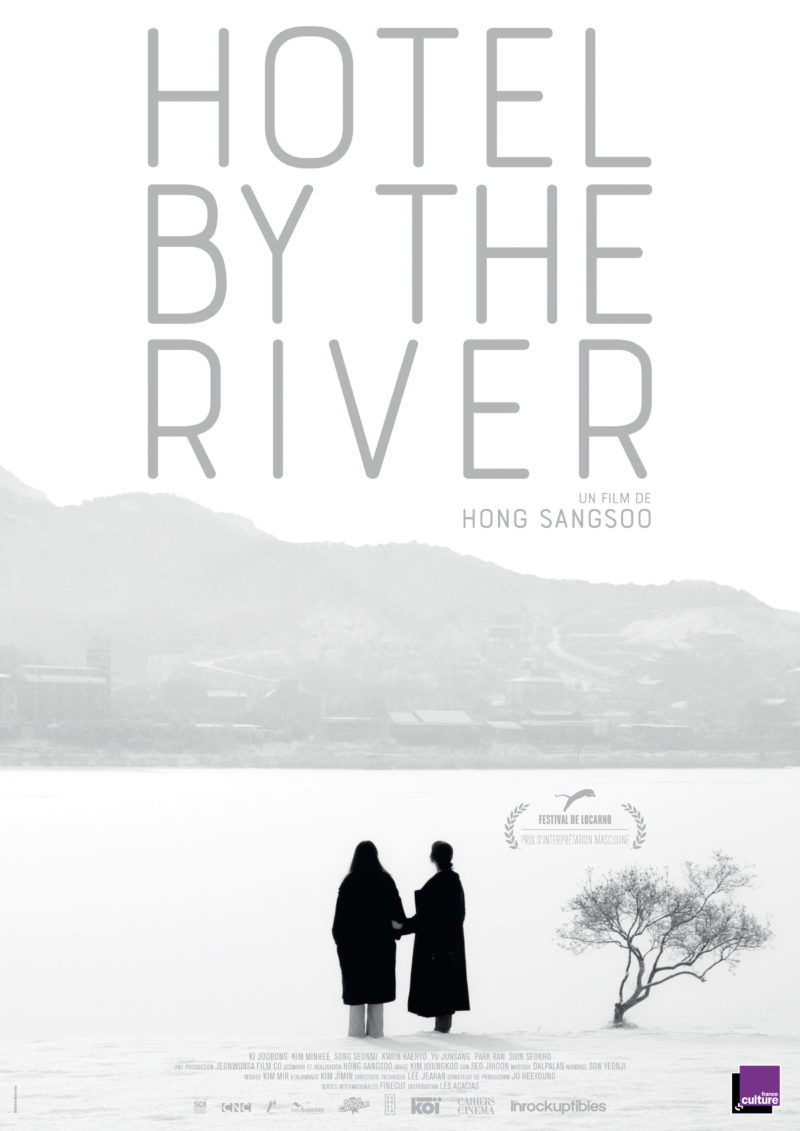 Hotel by the river - Affiche
