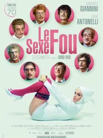 Le Sexe fou, un film de Dino Risi