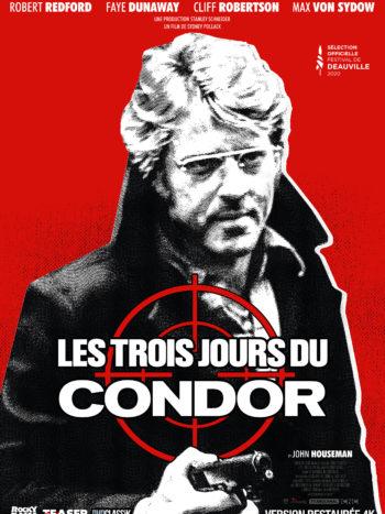 Les Trois Jours du Condor, un film de Sydney Pollack