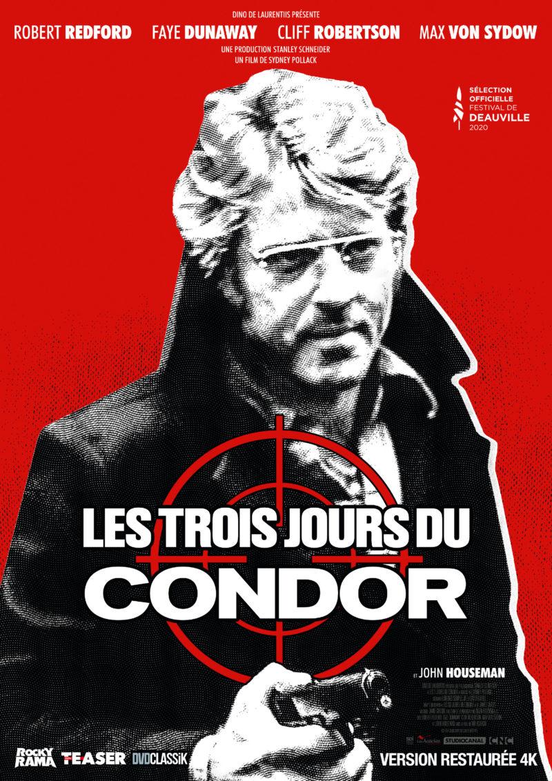Les Trois Jours du Condor - Affiche
