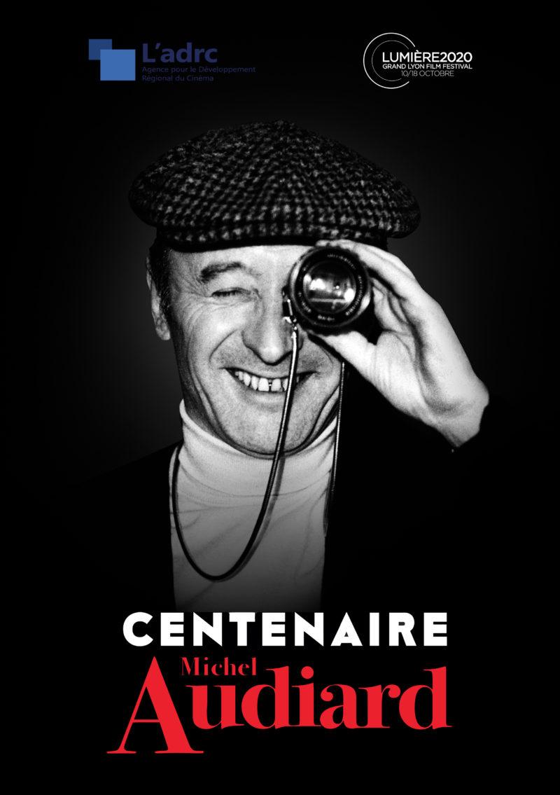 Centenaire Michel Audiard - Affiche