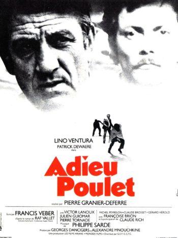 Adieu Poulet, un film de Pierre Granier-Deferre
