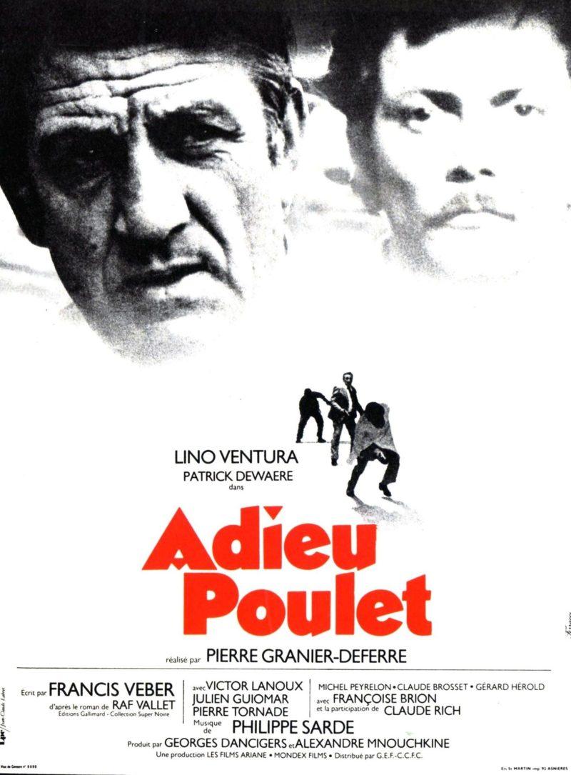 Adieu Poulet - Affiche