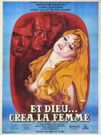 Et Dieu créa la femme, un film de Roger Vadim