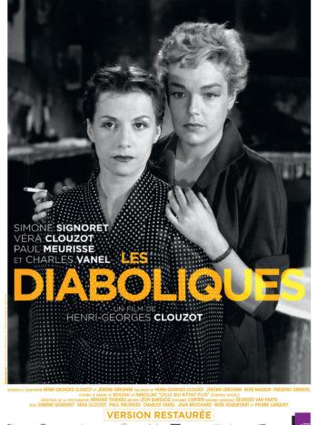 Les Diaboliques, un film de Henri-Georges Clouzot