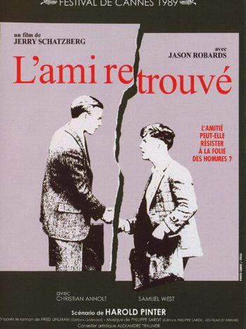 L'Ami retrouvé, un film de Jerry Schatzberg
