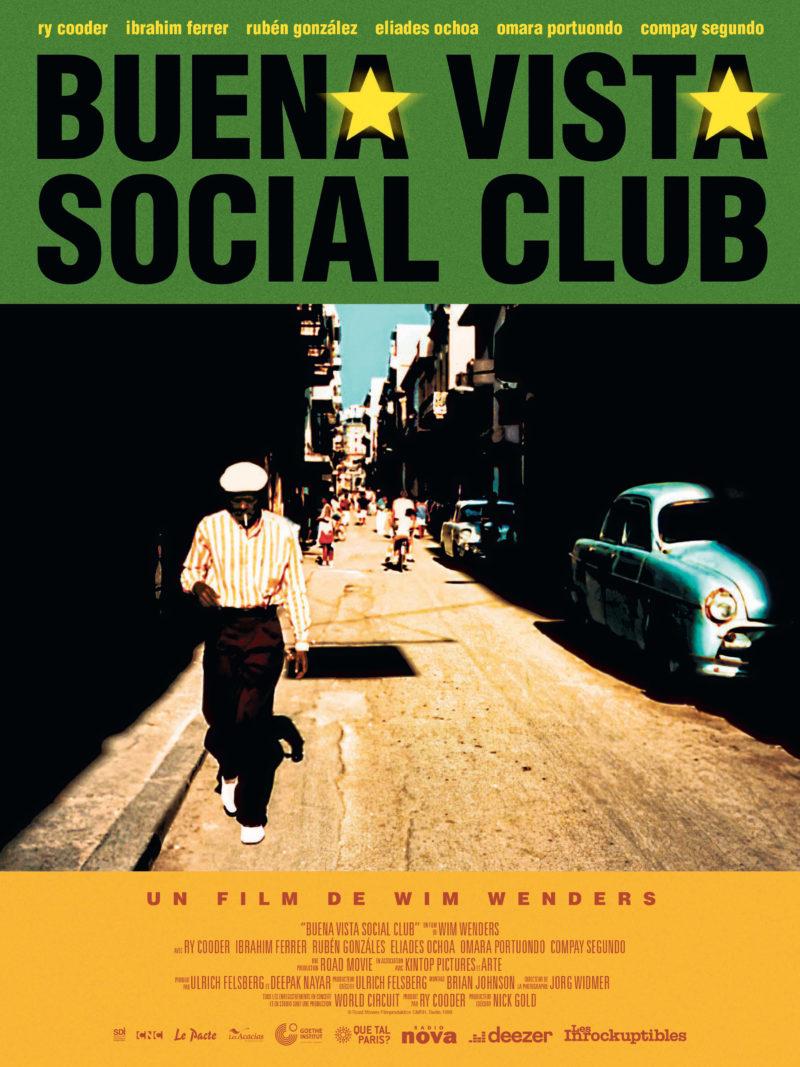 Buena Vista Social Club - Affiche
