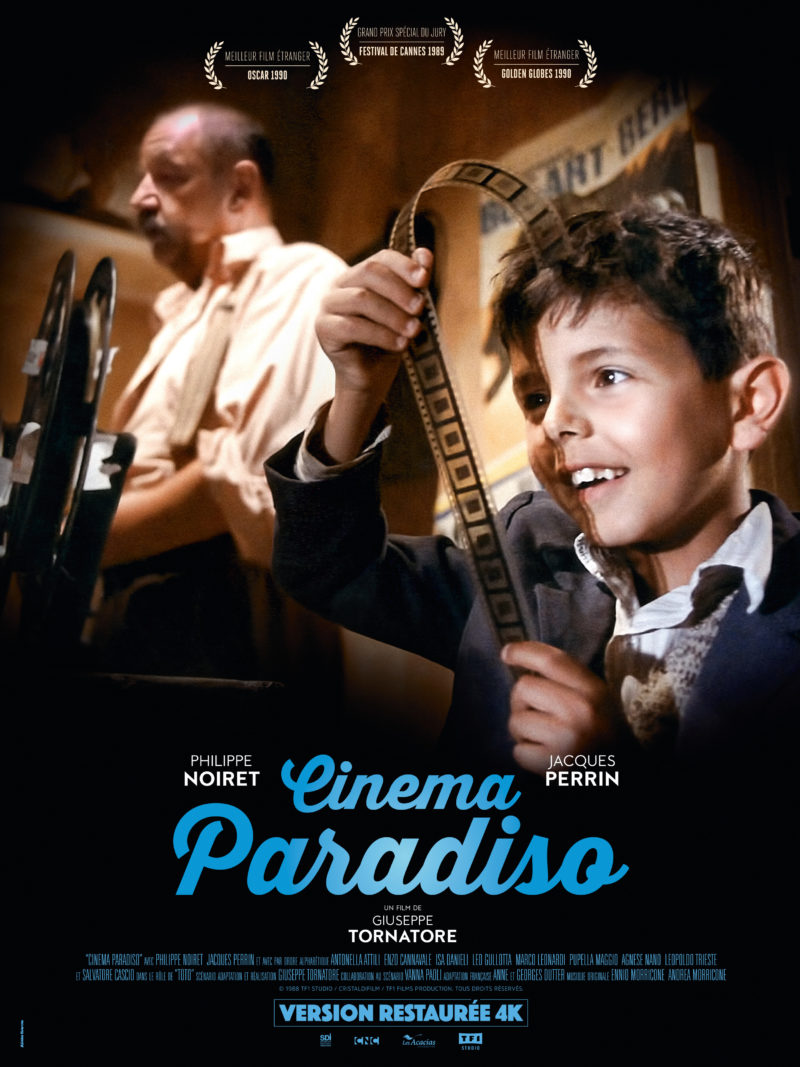Cinema Paradiso - Affiche