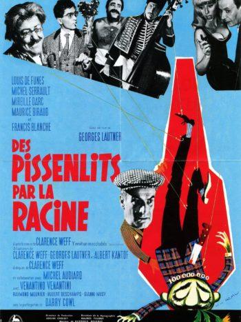 Des Pissenlits par la racine, un film de Georges Lautner