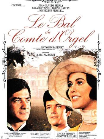 Le Bal du Comte d'Orgel, un film de Marc Allegret