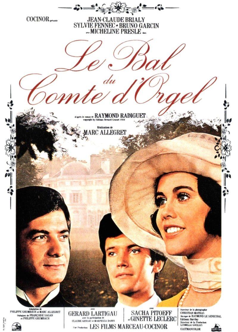 Le Bal du Comte d'Orgel - Affiche