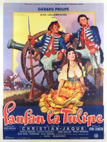 Fanfan la Tulipe, un film de Christian-Jaque