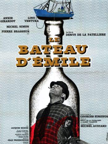 Le Bateau d'Émile, un film de Denys de La Patellière