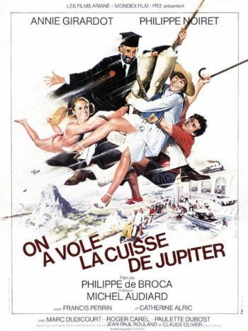 On vole la cuisse de Jupiter, un film de Philippe de Broca
