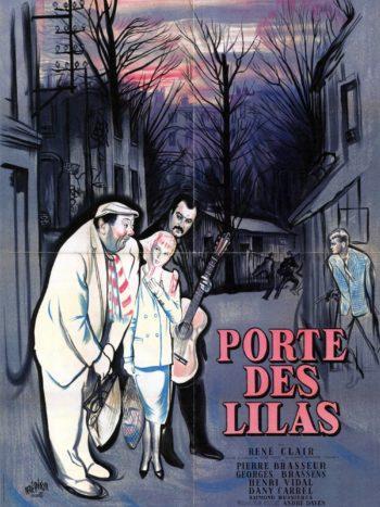 Porte des Lilas, un film de René Clair