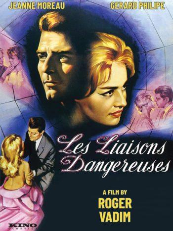 Les Liaisons dangereuses, un film de Roger Vadim