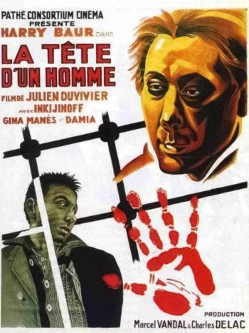 La Tête d'un homme, un film de Julien Duvivier