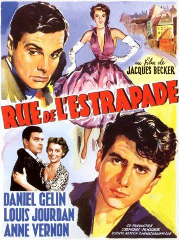 Rue de l'Estrapade, un film de Jacques Becker