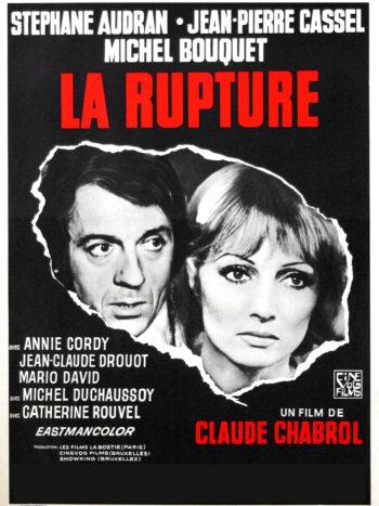 La Rupture, un film de Claude Chabrol