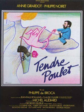 Tendre Poulet, un film de Philippe de Broca