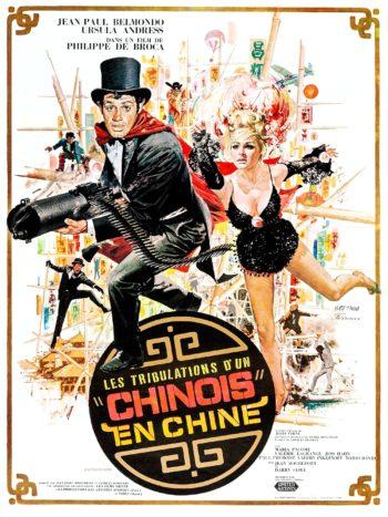 Tribulations d'un Chinois en Chine, un film de Philippe de Broca