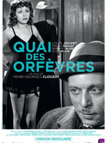 Quai des orfèvres, un film de Henri-Georges Clouzot