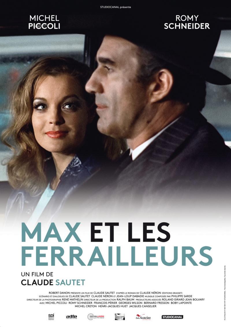 Max et les Férailleurs - Affiche