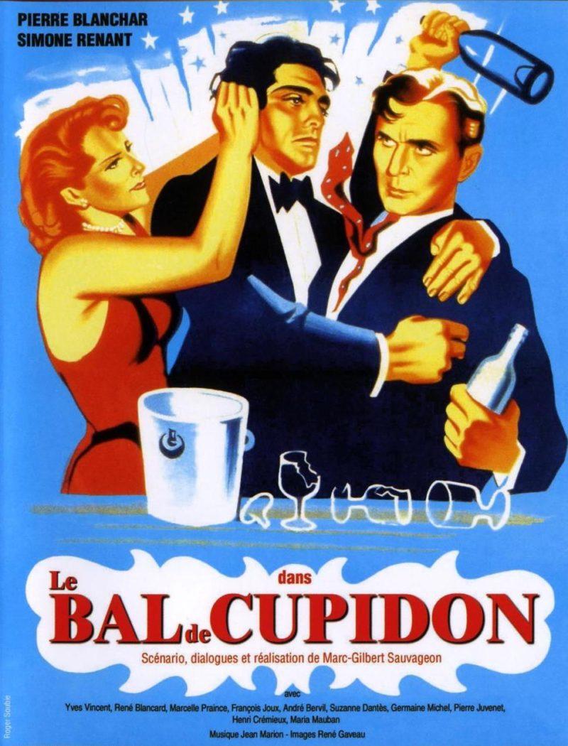 Bal Cupidon - Affiche