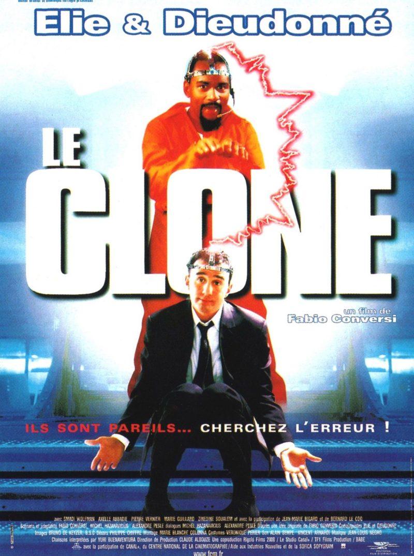 Le Clone - Affiche