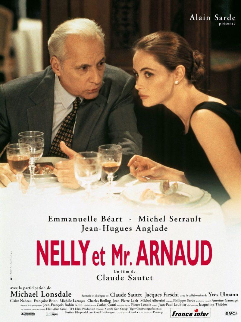 Nelly et Monsieur Arnaud - Affiche