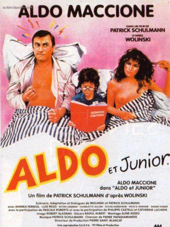 Aldo et junior, un film de Patrick Schulmann